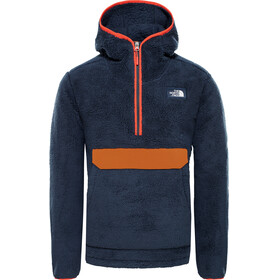 The North Face Campshire Pullover Hoodie Men urban navy/caramel cafe